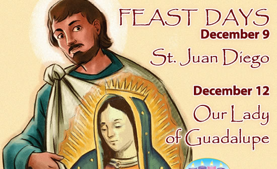 Test how well you (and your children!) know the story of Our Lady of Guadalupe