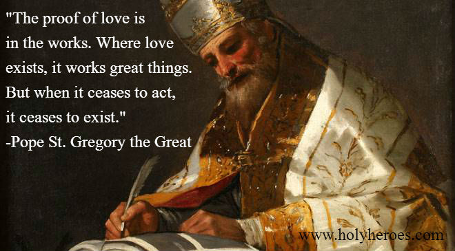 gregory the greatquote