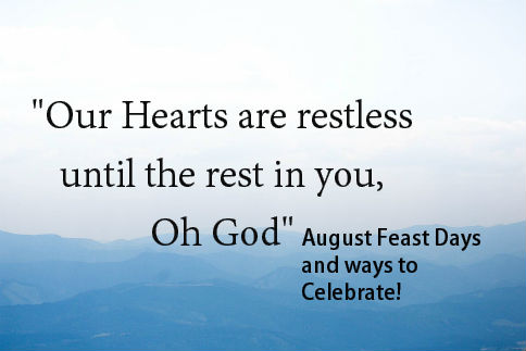 Wow: Great August Feast Days
