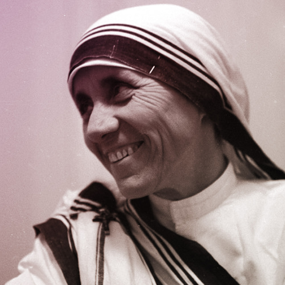 Text of canonization homily for Mother Teresa of Calcutta!