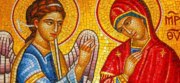2 lovely prayers: The Feast of the Annunciation